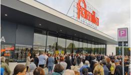 Inaugurato il nuovo supermercato FAMILA a Vedelago (TV)  preview